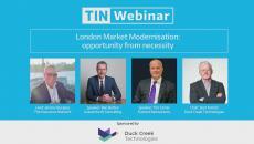 London Market Modernisation