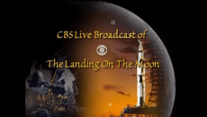 CBS Coverage of Apollo 11 Lunar Landing