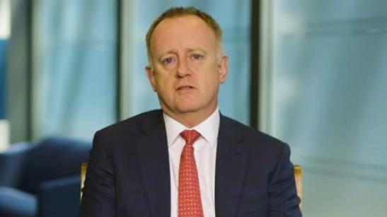 John Neal, CEO, Lloyds of London