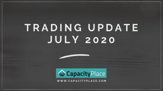 Trading Update - July 2020