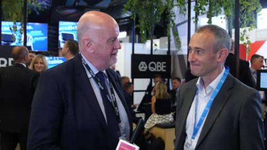 QBE | Airmic Annual Conference 2019