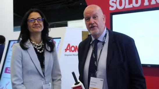 AON | Airmic Annual Conference 2019
