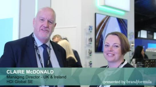 HDI Global SE | Airmic Annual Conference 2019